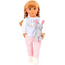 Кукла OUR GENERATION Джови в пижаме с кроликом 46 см (BD31147Z)