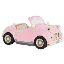 Транспорт для ляльок OUR GENERATION Ретро автомобіль (BD67051Z)
