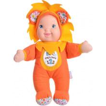 Кукла BABY'S FIRST Sing and Learn оранжевый Львенок (21180-2)