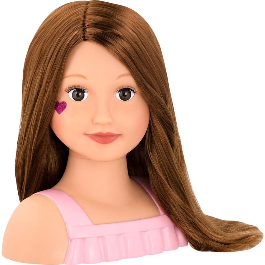 Кукла-манекен OUR GENERATION Модный парикмахер брюнетка (BD31167D)