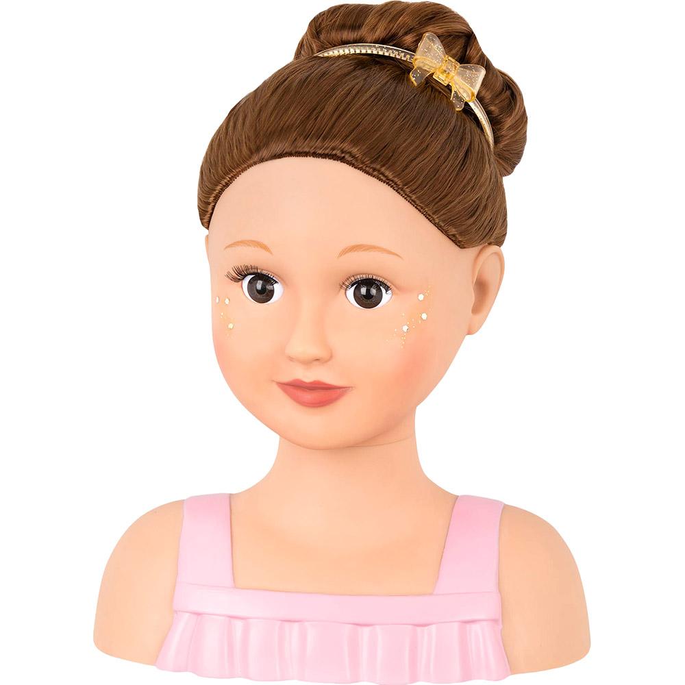 Кукла-манекен OUR GENERATION Модный парикмахер брюнетка (BD31167D) Тип куклы