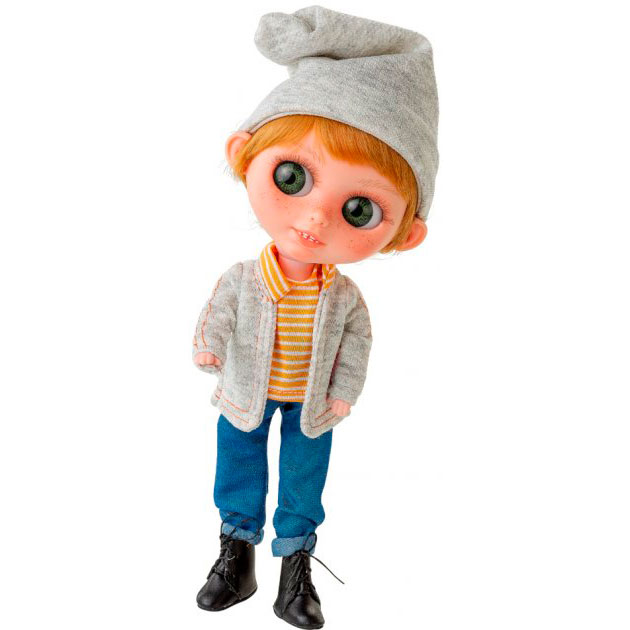 Кукла BERJUAN THE BIGGERS TREBOR FLYNN (BJN-24005)