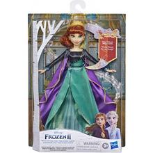 Лялька Frozen 2 Музична подорож Анни зі звуковим ефектом (E9717 / E8881)