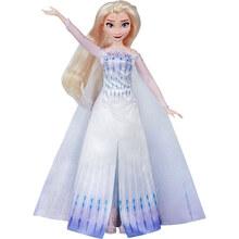 Лялька Frozen 2 Музична подорож Ельзи зі звуковим ефектом 35 см (E9717 / E8880)