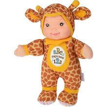 Кукла Baby's First Sing and Learn Пой и Учись Желтый Жираф 30 см (21180-4)