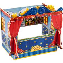 Театр для пальчиковых кукол GOKI (51786G)