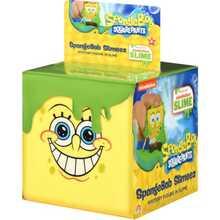 Игровая фигурка-сюрприз SpongeBob Slime Cube в ассортименте (EU690200)