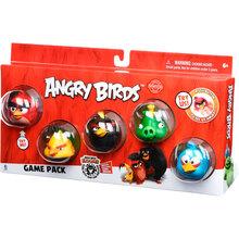 Набор фигурок JAZWARES Angry Birds Game Pack (Core Characters) (ANB0121)