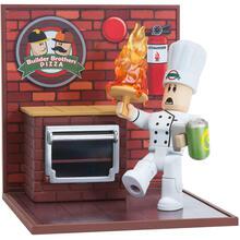 Фигурка JAZWARES ROBLOX Desktop Series Work At A Pizza Place Fired W6 (ROB0262)