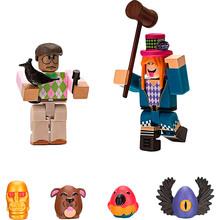Набор фигурок JAZWARES ROBLOX Game Packs Egg Hunt The Great Yolktales W3 (ROG0119)