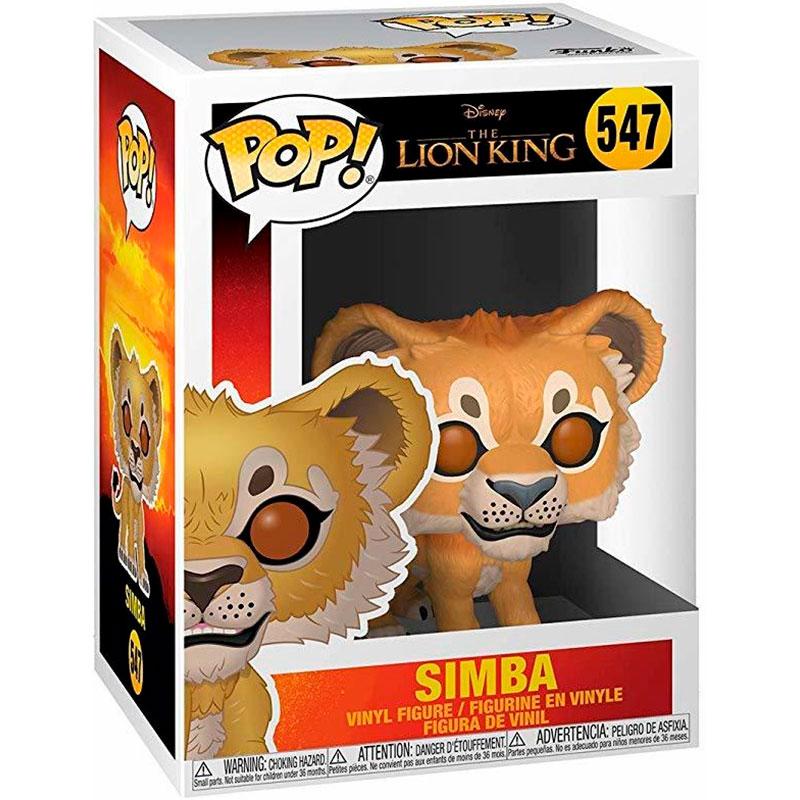 Фигурка FUNKO POP! Vinyl Disney The Lion King (FUN2200) Для кого универсально