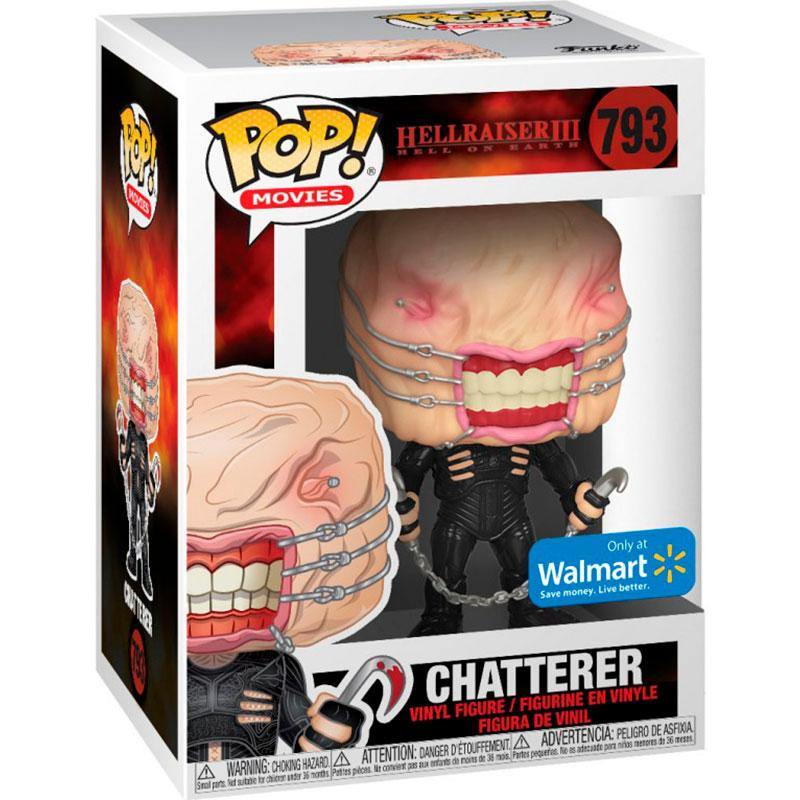 Фигурка FUNKO POP! Vinyl Horror Hellraiser Chatterer (FUN2491) Для кого универсально