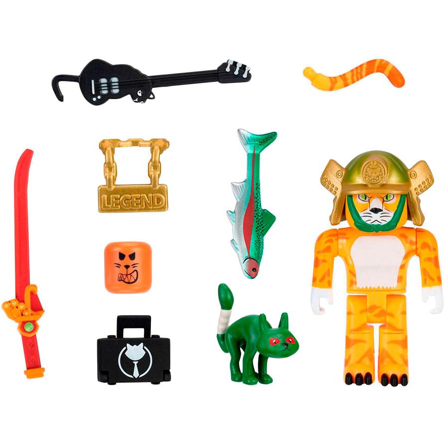 Игровой набор Jazwares Roblox Avatar Shop Legend of Cat (ROB0353)