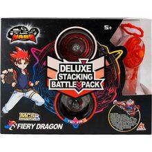 Волчок AULDEY Infinity Nado V серия Deluxe Edition Огненный дракон (EU634402H)