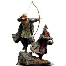 Фигурка WETA WORKSHOP LORD OF THE RINGS Legolas and Gimli at Amon hen (860103266)