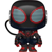 Фігурка FUNKO POP! Bobble Marvel Games Miles Morales Miles 2020 Suit 50154 (FUN2549946)