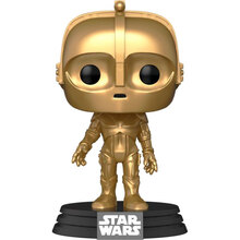 child FUNKO POP! Фігурка Bobble Star Wars Concept series C3PO 50110