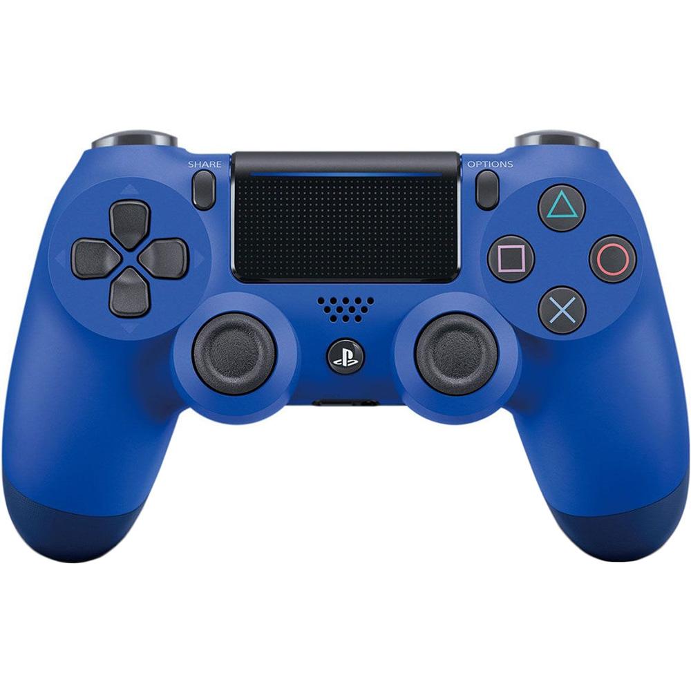 Геймпад SONY PlayStation Dualshock v2 Wave Blue