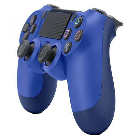 Геймпад SONY PlayStation Dualshock v2 Wave Blue Количество кнопок 17