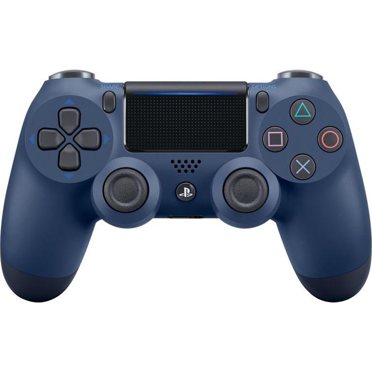 Геймпад SONY PlayStation Dualshock v2 Midnight Blue
