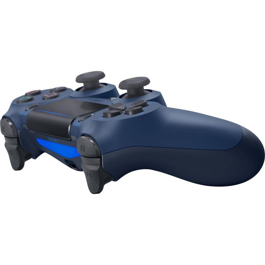 Геймпад SONY PlayStation Dualshock v2 Midnight Blue Количество кнопок 14