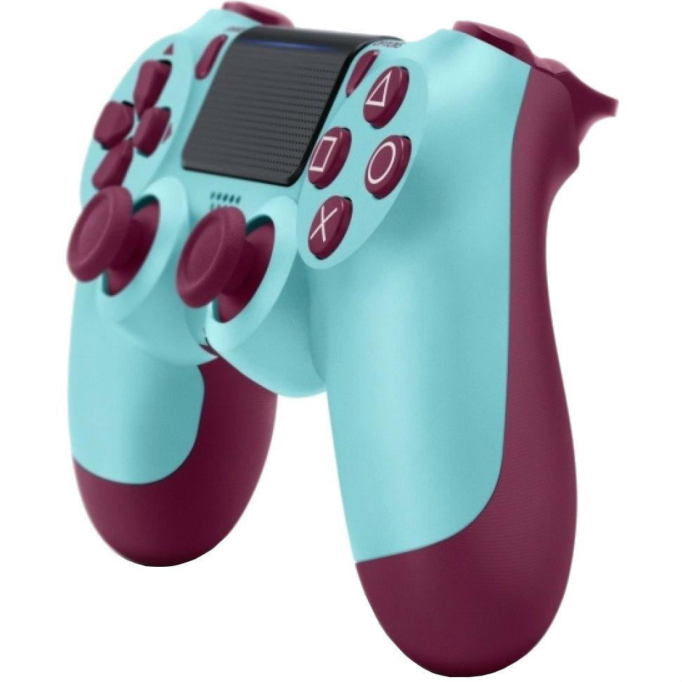 Геймпад SONY PlayStation Dualshock v2 Berry Blue (9718918) Тип геймпад