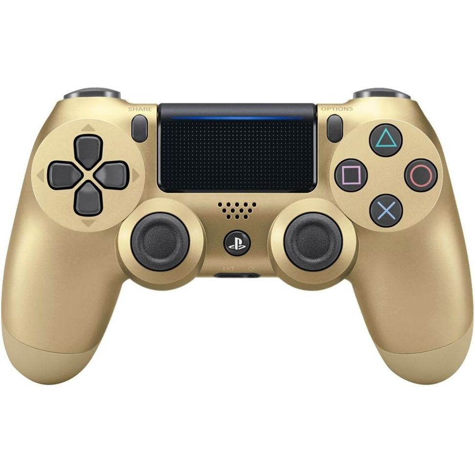 Геймпад SONY PlayStation Dualshock v2 Gold (9895558)