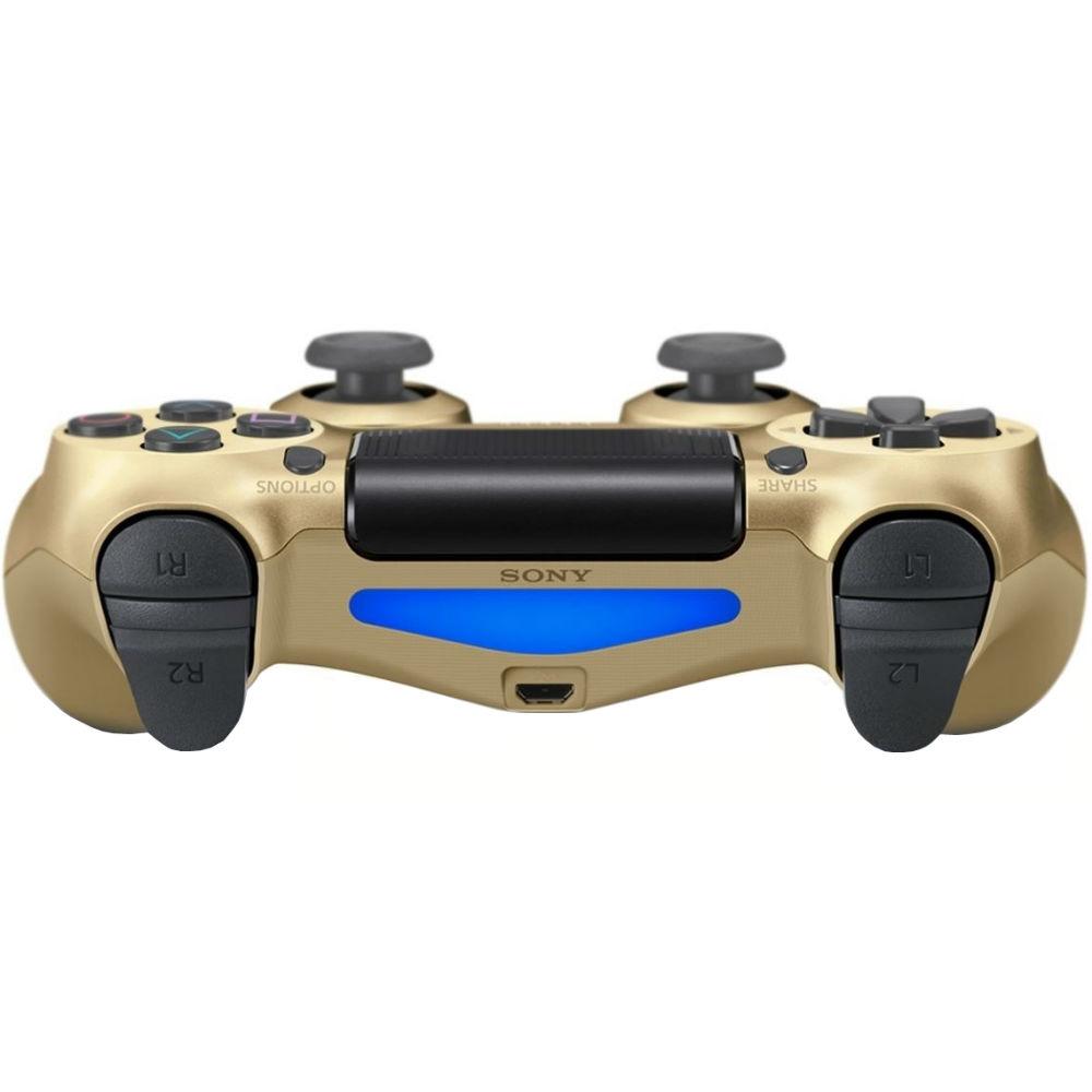 Геймпад SONY PlayStation Dualshock v2 Gold (9895558) Тип геймпад