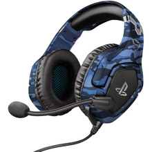 Гарнитура TRUST GXT 488 Forze-G for PS4 Blue (23532)