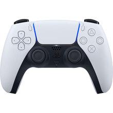 Геймпад SONY PlayStation DualSense White