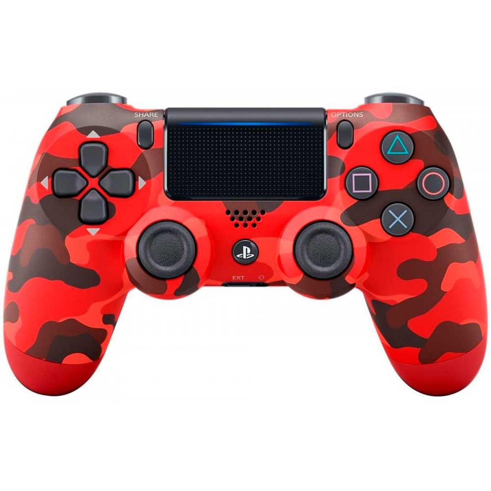 Геймпад SONY Dualshock v2 Red Camouflage (9950004)