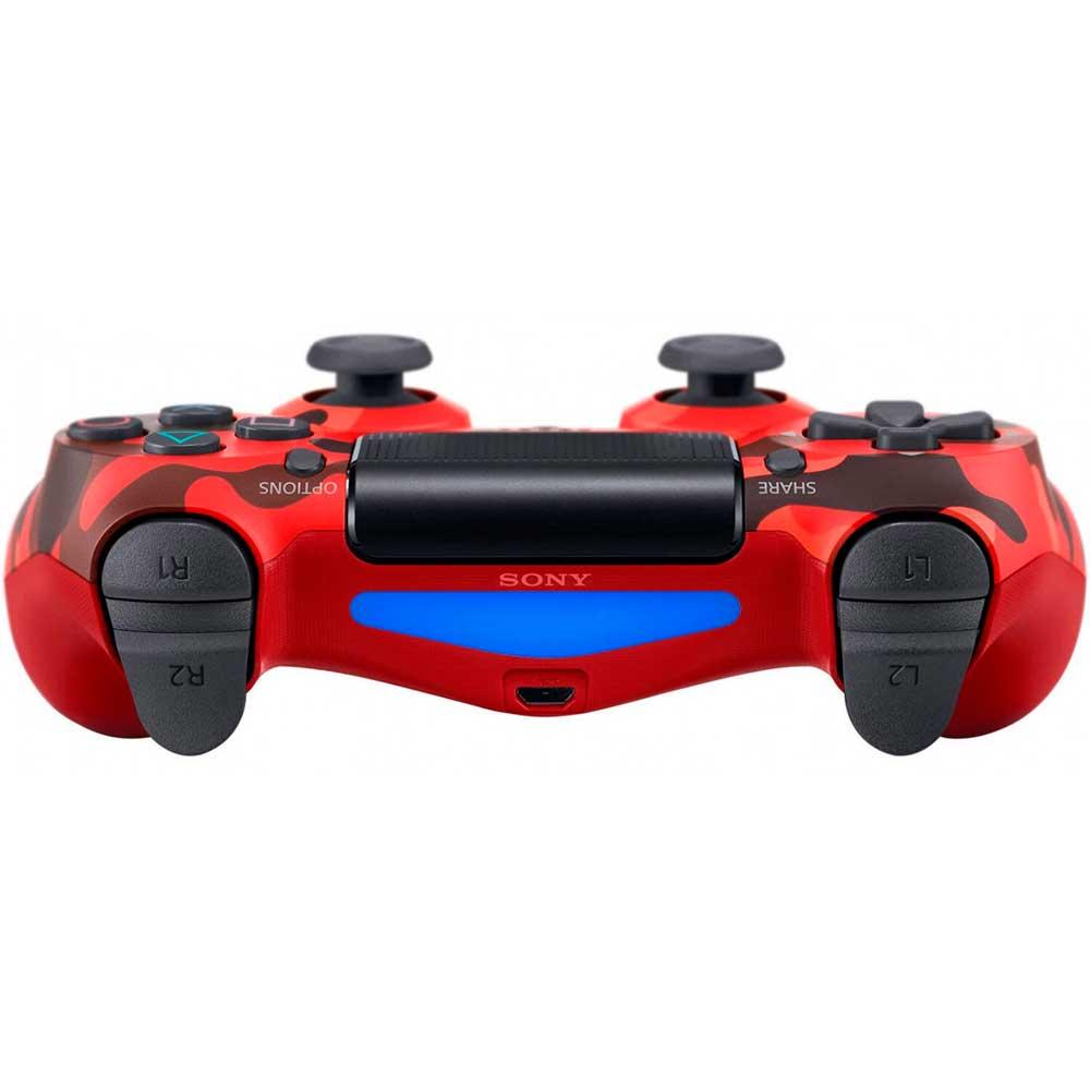 Геймпад SONY Dualshock v2 Red Camouflage (9950004) Поколение Playstation 4
