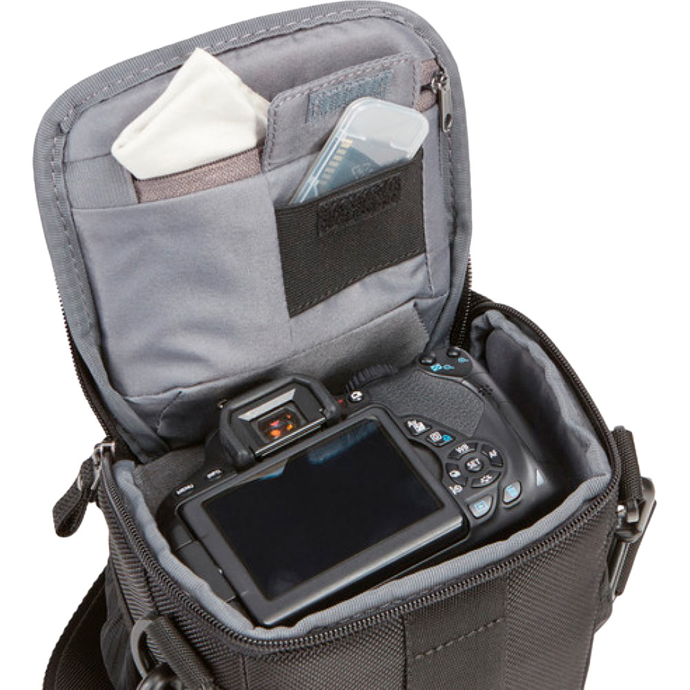 Сумка для компактной фотокамеры Case Logic Bryker BRCS-102 (3203657) Внутренний размер 13.5 x 11 x 15.5 см