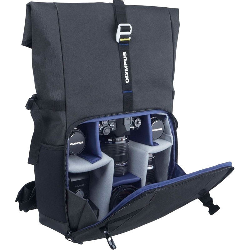 Рюкзак OLYMPUS Everyday Camera Backpack (E0410824) Тип рюкзак