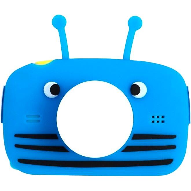 Чехол для детского фотоаппарата XOKO Синий Bee Dual Lens (KVR-100-CS-BL)