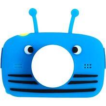 Чохол для дитячого фотоапарата XOKO Синій Bee Dual Lens (KVR-100-CS-BL)