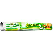 Фольга алюминиевая широкая BEST MEAL 10 м (BM00324)