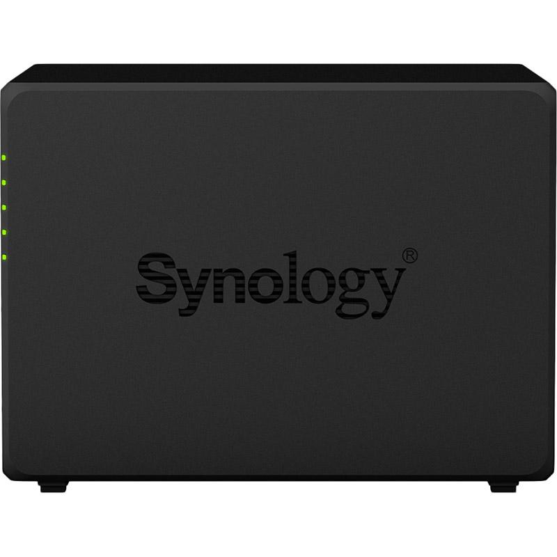 Сетевое хранилище SYNOLOGY DS418 Частота процессора 1.4