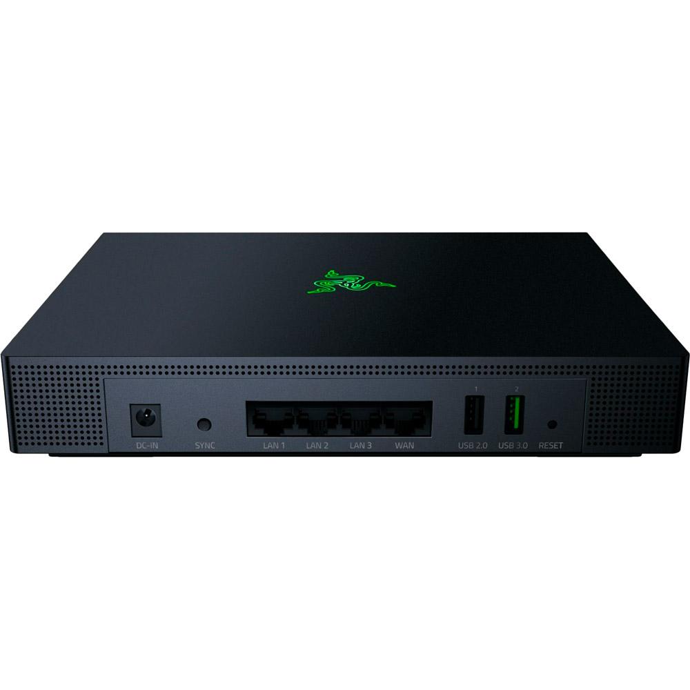 Wi-Fi роутер Razer Sila (RZ37-02510100-R321) Класс роутера геймерский
