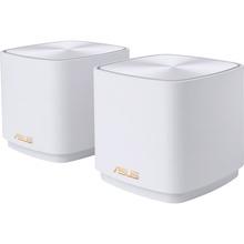 Wi-Fi роутер ASUS ZenWiFi XD4 2PK AX1800 (XD4-2PK-WHITE)