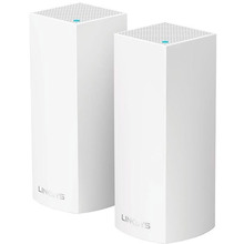 Mesh Wi-Fi система LINKSYS VELOP WHW0302 AC2200 White 2 шт (WHW0302-EU)