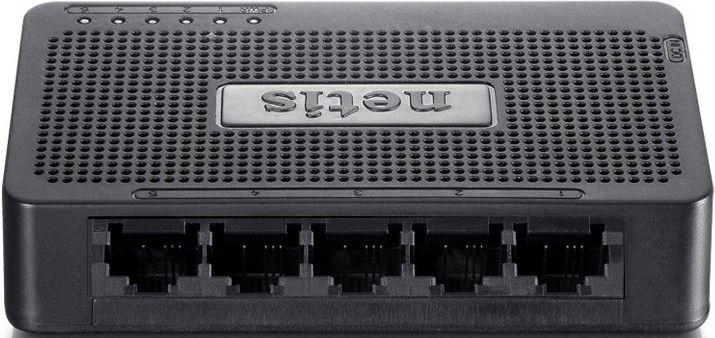NETIS ST3105S 5 Ports 10/100Mbps Fast Ethernet Switch Форм-фактор настольный