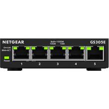 Комутатор NETGEAR GS305E (GS305E-100PES)