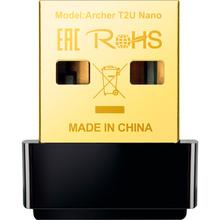 Wi-Fi адаптер TP-LINK Archer T2U nano AC600 (ARCHER-T2U-NANO)