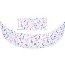 Подушка для вагітних NUVITA DreamWizard White (NV7101WHITE)