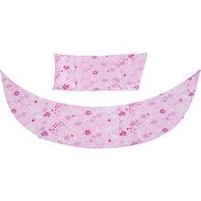 Подушка для вагітних NUVITA DreamWizard Pink (NV7101PINK)