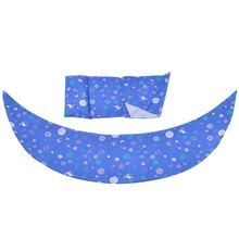 Подушка для вагітних NUVITA DreamWizard Blue (NV7101BLUE)