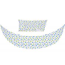Подушка для вагітних NUVITA DreamWizard White (NV7101DOTS)