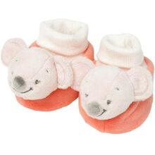 Пінетки Nattou мишка Валентина 0-12 міс (424295)