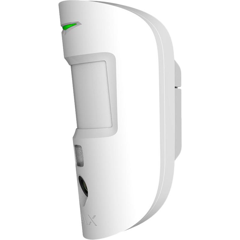 Датчик движения AJAX MotionCam White (15711) Способ установки внутренний